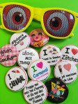 Les Badges Carnaval