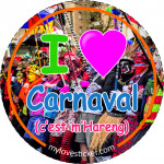 Les stickers Carnaval