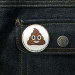 BADGE CACA
