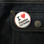 BADGE I LOVE FISTINIERE