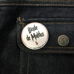 BADGE BANDE DE MOLDUS