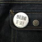 BADGE MARCHAND DE SALE
